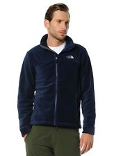 North Face Genesis Fleece Jacket in Black or Cosmic Blue - Size S