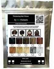 100% Natural Keratin Hair Building Fiber Refill For Hair Loss & 25g - 300g