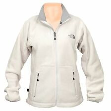 THE NORTH FACE Girls Genesis Polartec Jacket Moonlight Fleece Jacke Damen creme
