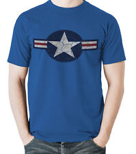 US Air Force United States Military Army Pilot Star T Shirt