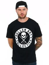 Sullen Black Badge of Honor - Solid T-Shirt