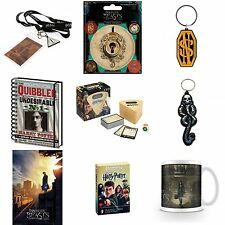 Fantastic Beasts Harry Potter Gifts Lanyard Doormat Wristband Keyring