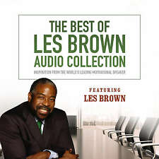 The Best of Les Brown Audio Collection by Les Brown CD 2016 Unabridged