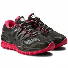 Scarpe donna trail running Saucony XODUS ISO - col.black - 05