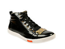 Vedano Patent Leather Hip-Hop Casual Sneaker Shoes CASA047