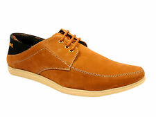Vedano Basset hound Suede Leather casual shoes CASA044