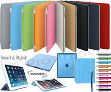 Smart Stand Magnetic Case Cover For Apple iPad 2,3,4 Air 1,2 Pro 9.7 ,Mini 2,3,4