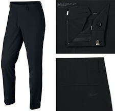 2017 Nike Golf Flat Front Stretch Woven Trousers RRP65 - W32 W36