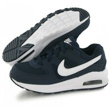 Nike Sneakers Bambino Air Max COMMAND FLEX (TD) Obsidian-White-Black