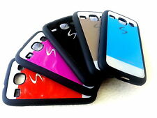 for samsung galaxy core i8262 i8260 soft back case cover glossy uv , 1+1 free
