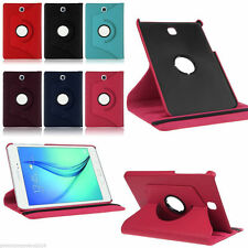 "360"" Rotating Synthetic Leather Tablet Case for Samsung Galaxy Tab A 8.0 T350"
