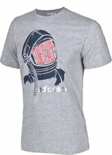 Mens Adidas Originals Crew Neck Space Man Short Sleeve Designer T-Shirt