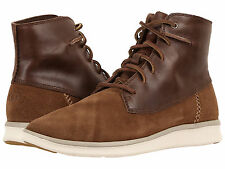 New UGG BNIB £130 Leather Suede Men's Hi Top Sneakers Trainers Shoes Boots