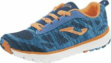 Joma J alaska 604 Junior boys infants trainers memory foam blue orange