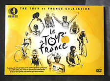 """""""LE TOUR de FRANCE"""" DVD CICLISMO CYCLING WIELRENNEN OFFICIAL COLLECTION"""