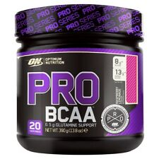 Optimum Nutrition Pro BCAA 20 servings Fruit Punch