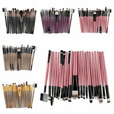Cosmetic Makeup Brush Blusher Cream Concealer Eye Shadow Brushes 22pcs Set