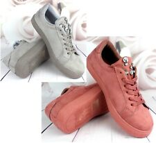 NEW WOMEN LADIES HI TOP WEDGE TRAINERS SNEAKERS PUMPS FASHION ANKLE BOOTS SIZE