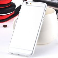 Crystal Clear TPU Gel Case Bumper Back Cover for iPhone 6 6S Plus 5S 5C