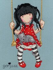 Bothy Threads Santoro Gorjuss 'Ruby' Cross Stitch Kit