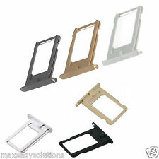 Sim Card Tray Holder Slot Replacement for iPhone 5 5S