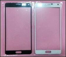 Front Screen Outer LCD Glass Replacement for Samsung Galaxy Note 4