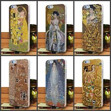Gustav Klimt The Kiss iPhone Case The Tree of Life Phone Case Samsung & Huawei
