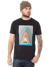 Quiksilver Black Stacked T-Shirt