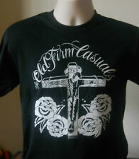 Old Firm Casuals 'Crucified Skin' Black Tshirt