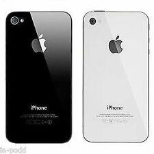 Back Battery Glass Housing Plate Panel Door For iPhone 4G/ 4/ 4S