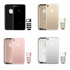 "Replacement Panel Housing Body Battery Back Cover Case for Apple iPhone 7 (4.7"")"