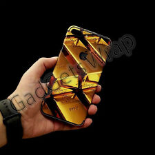 Limited Series Apple iPhone 6/6s/7 6/6s/7 Plus Signature 24Carat Gold Print Skin