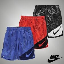 Infant Boys Genuine Nike All Over Print DriFit Vent Sports Shorts Size Age 2-7