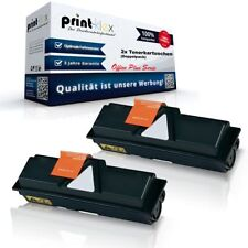 2x Alternative Tonerkartuschen für Kyocera TK-130 Drucker Kit- Office Plus Serie