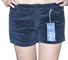 PANTALONCINI DONNA SHORTS KRITIK  COTONE MADE IN ITALY MINISHORTS  MADE IN ITALY