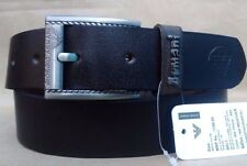 NEW REAL100% GENUINE LEATHER  BROWN BELT FOR MEN'S & FORMAL WEAR up to 52