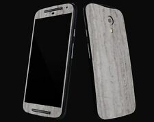 dbrand Moto G 2014 Concrete Skin for Front & Back