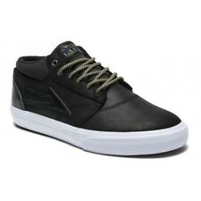 Lakai Griffin Mid Black Oiled Suede Gr. 40-41 Skate Schuhe Shoes High
