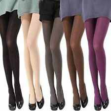 femmes opaque Collants VELOURS COLORÉ Collant Bas multi couleurs NEUF