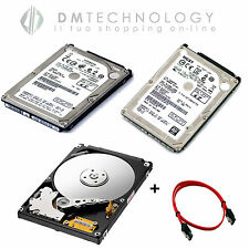 "HARD DISK HDD HD 2,5"" X NOTEBOOK 500GB - 1TB SATA HITACHI HGST 5400RPM + CAVETTO"