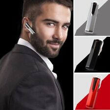 AURICOLARE STEREO senza fili bluetooth vivavoce per iphone samsung lg Hot