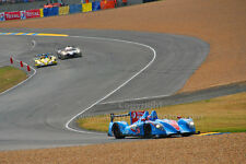 Morgan-Nissan no29 The 24Hours of Le Mans 2015 photograph picture poster print