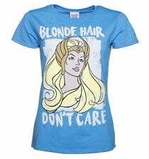 Official Women's Blonde Hair Don't Care She-Ra T-Shirt