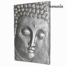 Tableau bouddha argent by Homania