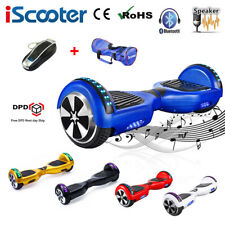 "6.5 "" Scooter Eléctrico Patinete Self Balancing 2 Ruedas Scooter Bluetooth Bolso"