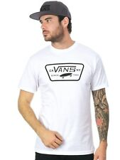 Vans White-Black Full Patch T-Shirt