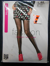 "Hudson Feinstrumpfhose tights FASHION ""Trendy Elegance"" 20 den Carbon Grey"