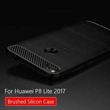 For Huawei P8 lite 2017 case silicon Brused Huawei honor 8 lite case cover TPU s
