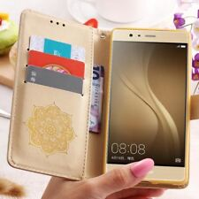For Huawei P9 Lite P10 Case Flip Leather Cover For Huawei Ascend P9 Lite P10 For