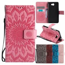 Flip Leather Case For Huawei Y5 II Y5 2 Huawei Y6 II Compact case For coque hono